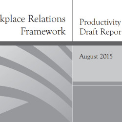 workplace relations framework document