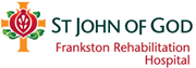 St John of God Frankston Rehabilitation Hospital Logo
