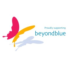 Proudly supporting beyondblue logo