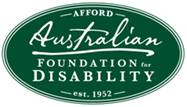 Australian Foundation for Disability logo