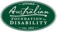 Australian Foundation for Disability logo
