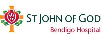 St John of God Bendigo Hospital logo