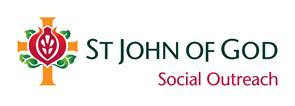 St John of God Social Outreach logo