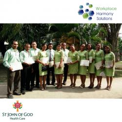 St John of God and WPHS East Timor Interview